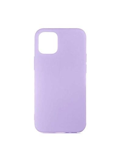 Bludfire Apple Iphone 12 Pro Lansman Koruma Kılıfı Silikon Light Purple Lila
